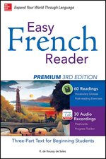 EASY FRENCH READER PREMIUM (P)