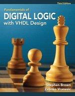 FUND OF DIGITAL LOGIC WITH VHDL DESIGN (W/CD)