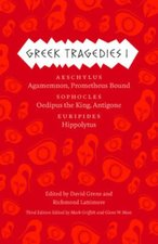 GREEK TRAGEDIES(V1)(EDGRIFFITH,MOST,GRENE,LATTIMORE (P)