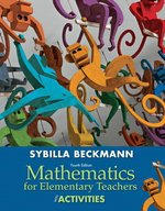 MATHEMATICS FOR ELEM TCHRS WITH ACT (WITHOUT ACCESS)