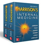 Harrison's Principles of Internal Medicine (Vol.1 & Vol.2)