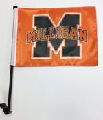 Milligan Car Flag