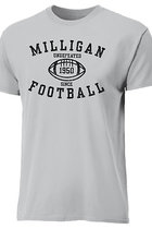 Milligan Football Tshirt