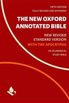 NEW OXFORD ANNOTATED BIBLE WITH APOCRYPHA (P)