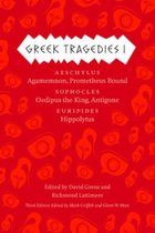 GREEK TRAGEDIES(V1)(EDGRIFFITH,MOST,GRENE,LATTIMORE (P)