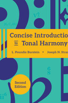 CONCISE INTRO TO TONAL HARMONY (W/NEW ACCESS CARD)