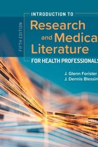 INTRO TO RESEARCH & MEDICAL LITERATURE FOR HEALTH PROFES (P)