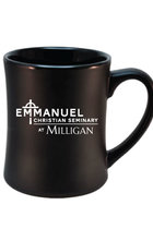 Emmanuel Christian Seminary Etched Mug