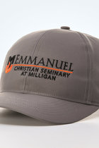Emmanuel 942 Gray Hat