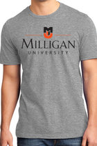 Milligan University Grey T-shirt