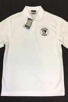 White Milligan Nike Alumni Polo