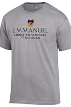 Emmanuel Christian Seminary Gray T-shirt