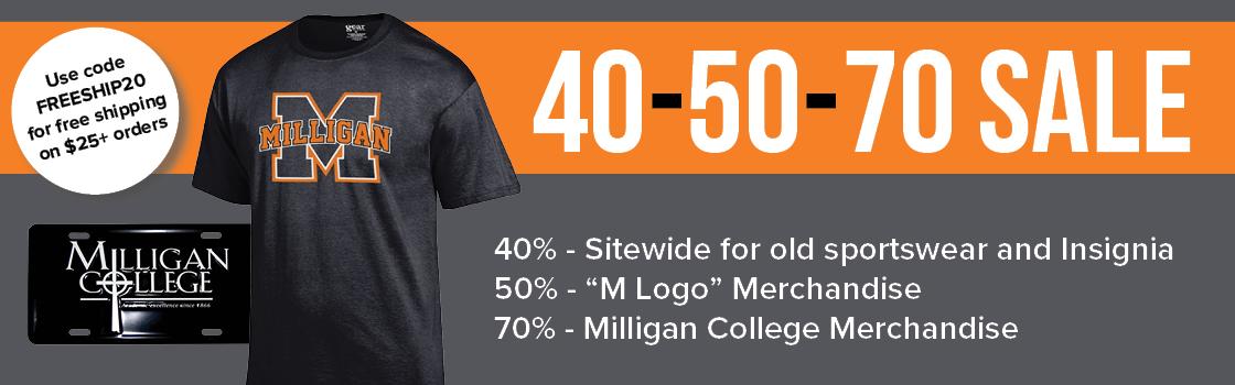College Gear sale